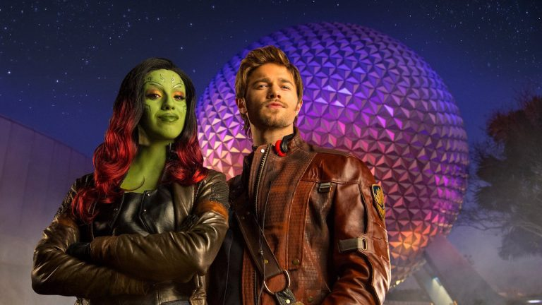 4 Things to Know About Epcot's NEW Guardians of the Galaxy Concert