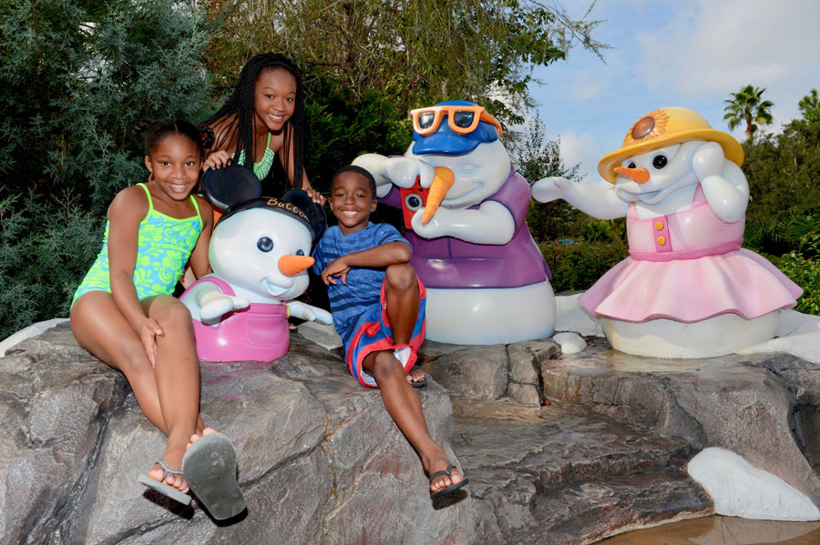 Does Memory Maker Include Photos Taken at Disney's Water Parks?