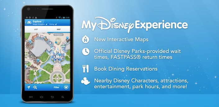 7 Awesome Tools You'll Find on Your My Disney Experience App