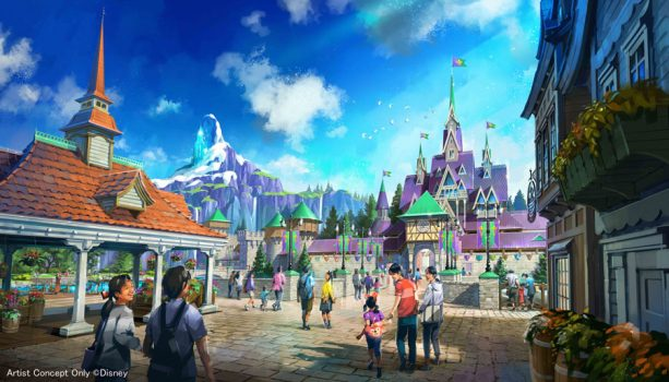 4 Massive New Additions Coming To Tokyo DisneySea in 2022