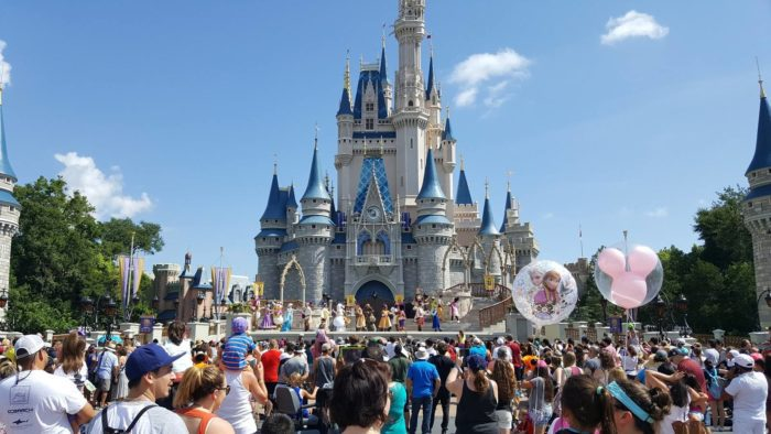Managing Disney Worlds Christmas Crowds