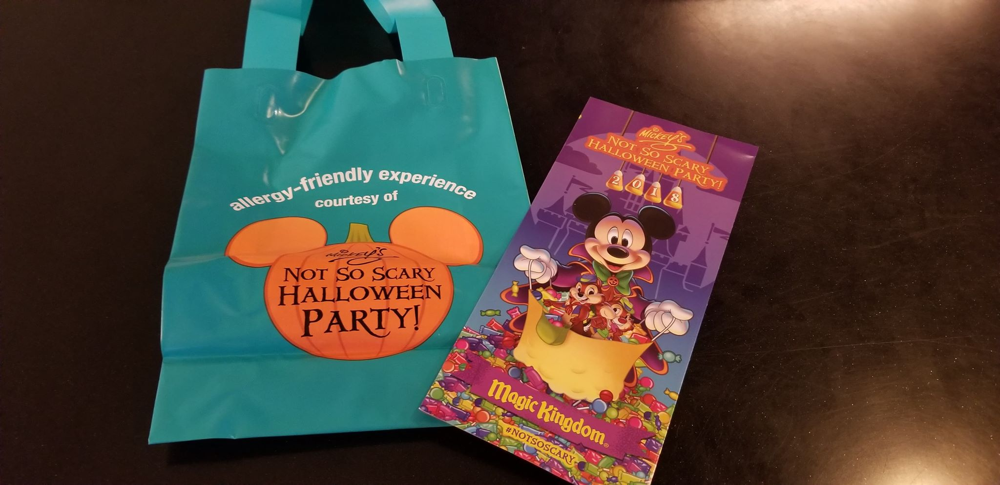 Does Mickey's Not-So-Scary Halloween Party Accommodate Guests With Food Allergies?