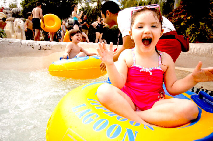 Water Parks Little Ones