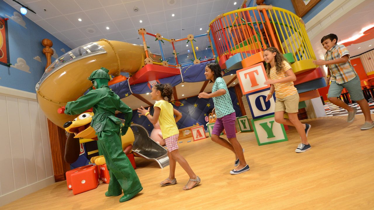 5 Incredible Onboard Activities for Kids Sailing With Disney Cruise Line
