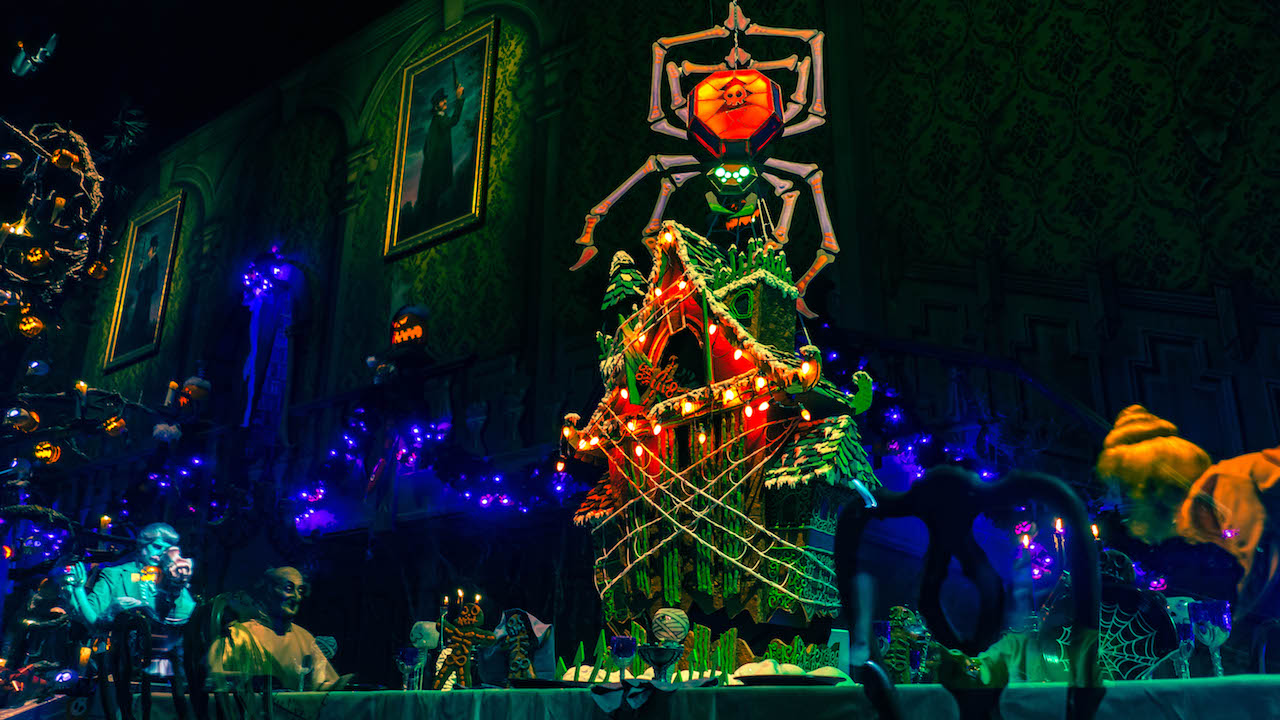 Fun Facts About Haunted Mansion Holiday's Eerily Delightful Gingerbread House