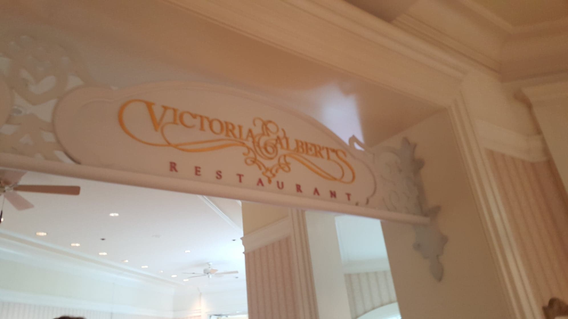 Victoria and Albert's Restaurant is An Extraordinary Dining Experience