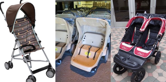What Are My Stroller Options For Disney World?