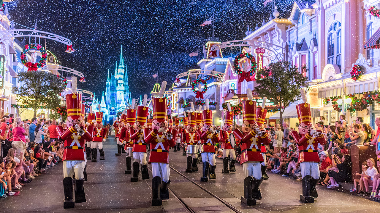 Disney Holiday Time Lapse Transformation Videos and Fun Facts