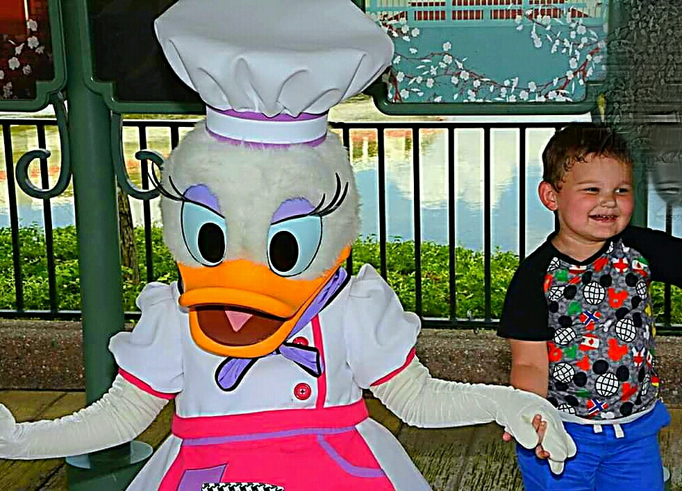 Our Top 6 Kid Friendly Activities at the Food and Wine Festival