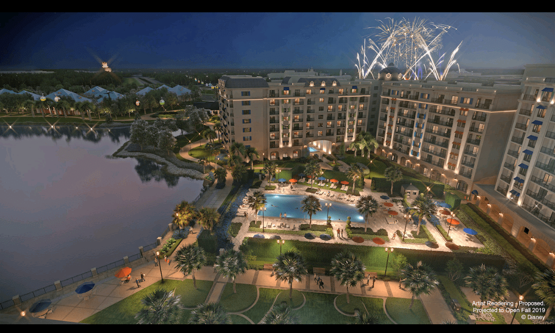 Now Accepting Reservations for December, Disney's Riviera Resort!