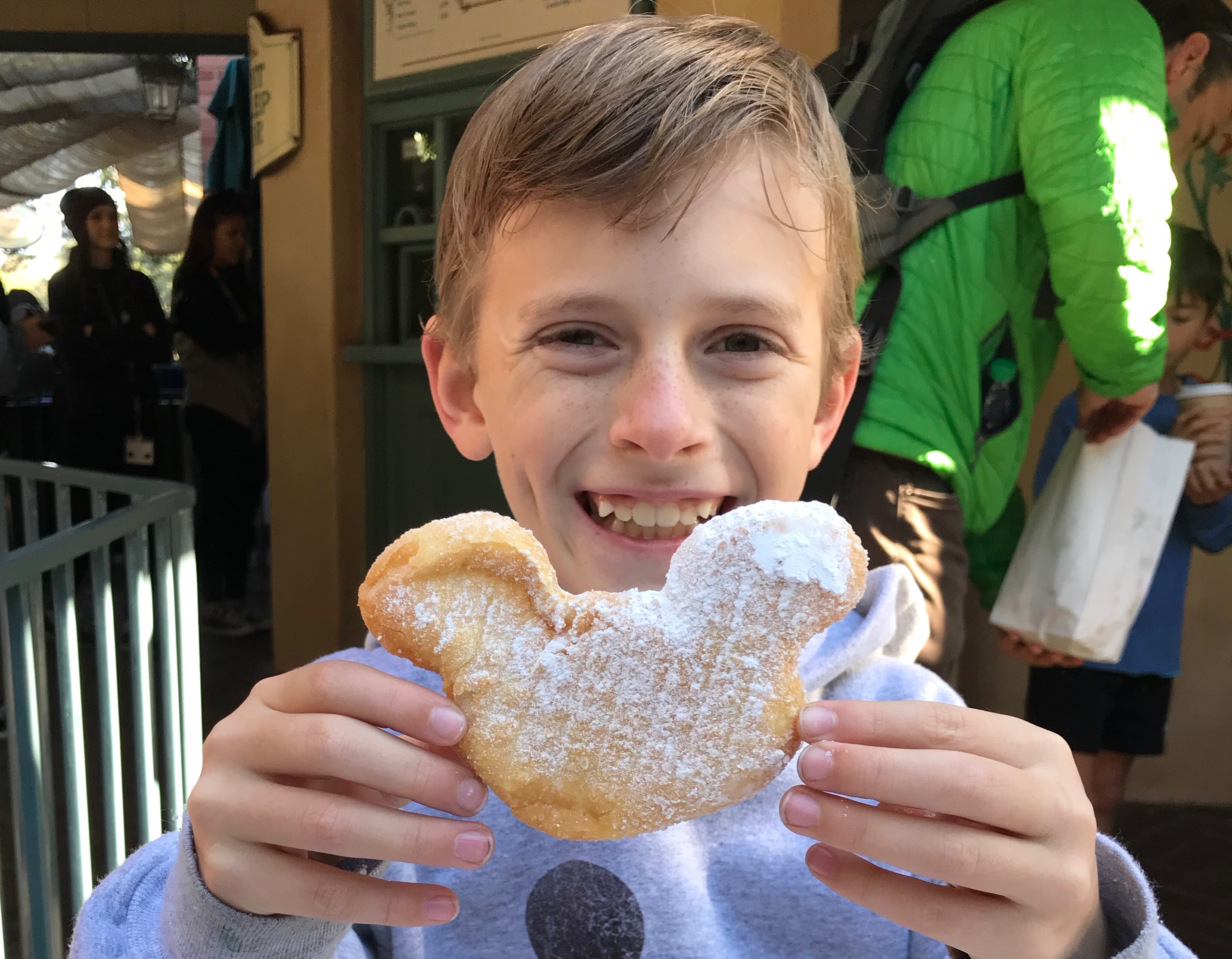 Why we love Mickey Beignets at Disney!