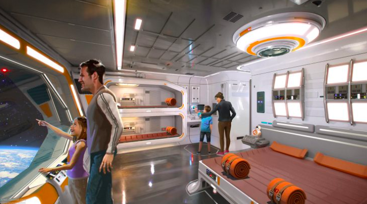 What We Know So Far About Walt Disney World's Star Wars Themed Hotel
