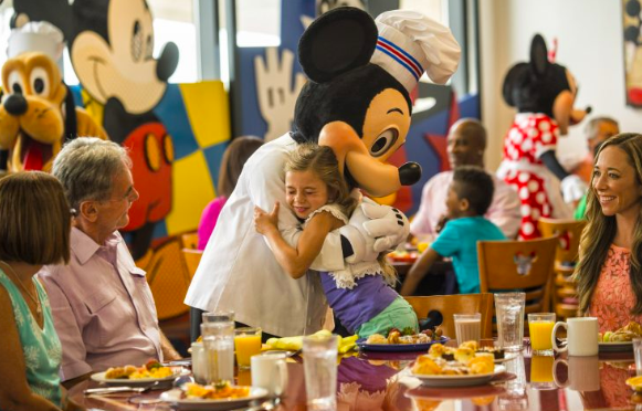 Walt Disney World With a Picky Eater