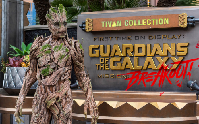 Guardians of the Galaxy DCA