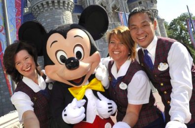 What are VIP Tours at Walt Disney World?
