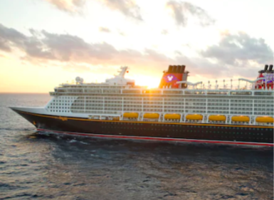 DCL Sunset