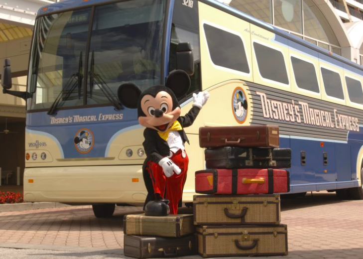 Things to Do on Your Arrival Day at Walt Disney World Resort