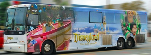 Does Disneyland Provide Transportation To and From Local Airports?