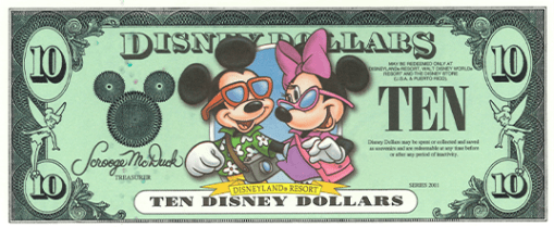 Can I Still Purchase & Use Disney Dollars?