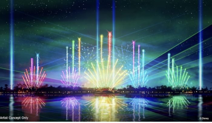Walt Disney World's Nighttime Shows Dazzle and Delight: Epcot's IllumiNations: Reflections of Earth