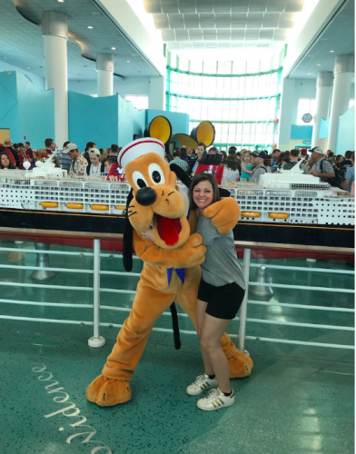 Pluto meet and greet