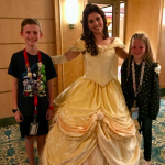 Belle meet and greet