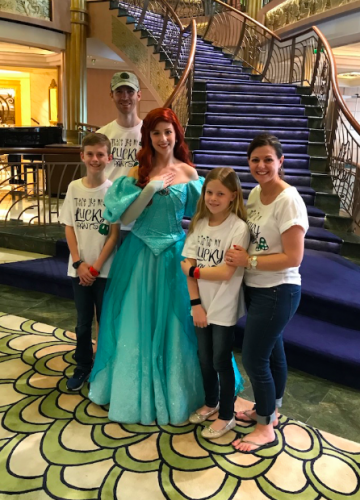 Ariel Meet and Greet