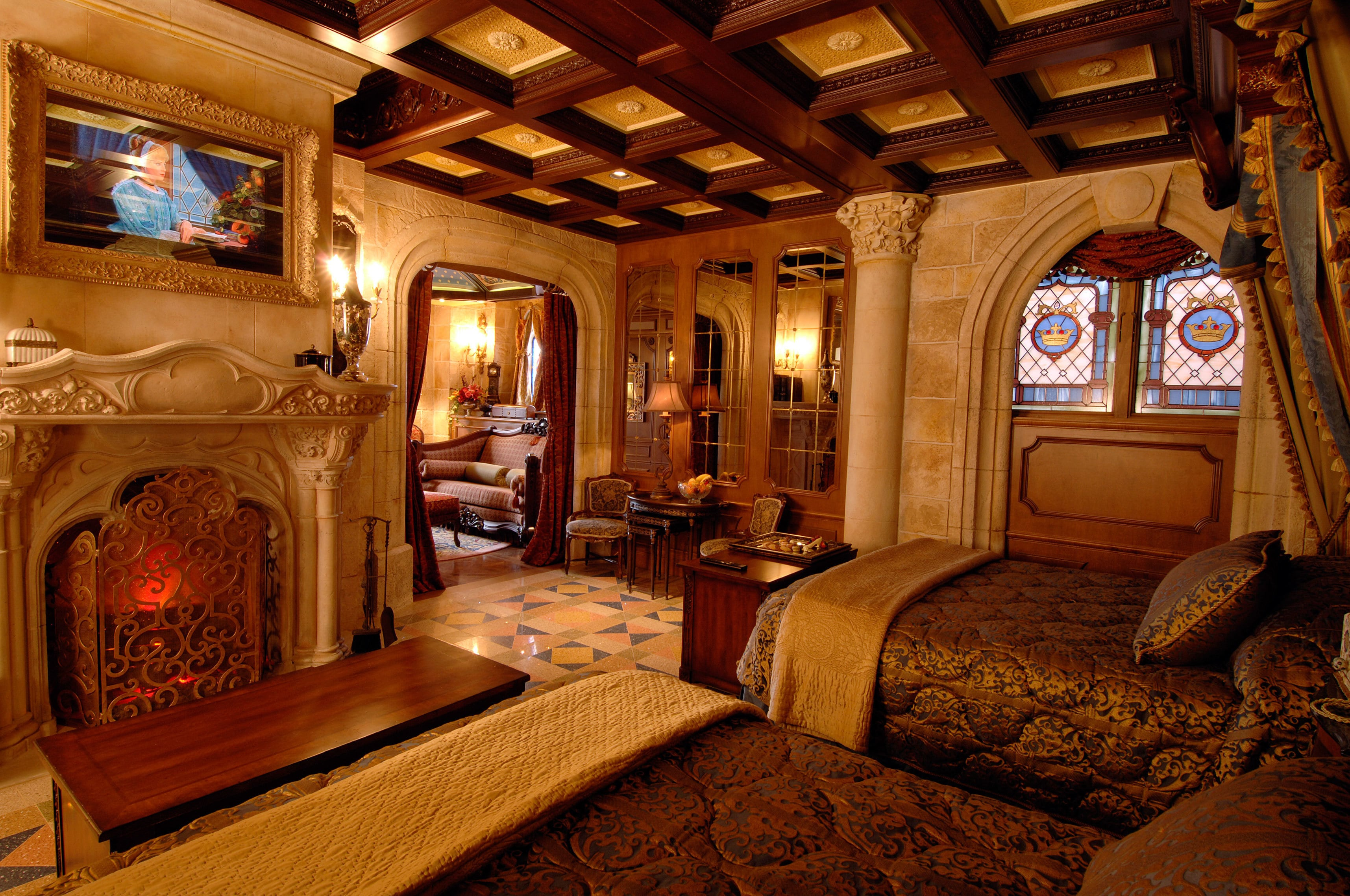 Can I Tour the Inside of Cinderella Castle?