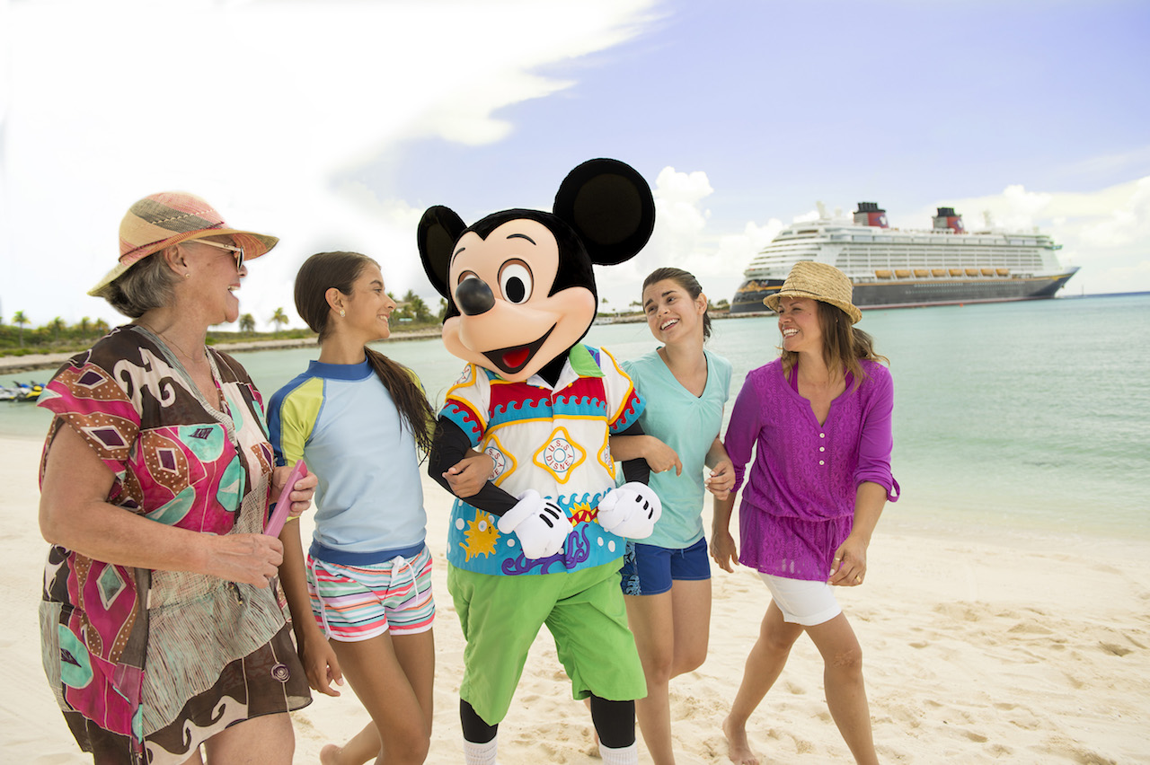 What Should You Pack for Your 7-Night Tropical Disney Cruise?