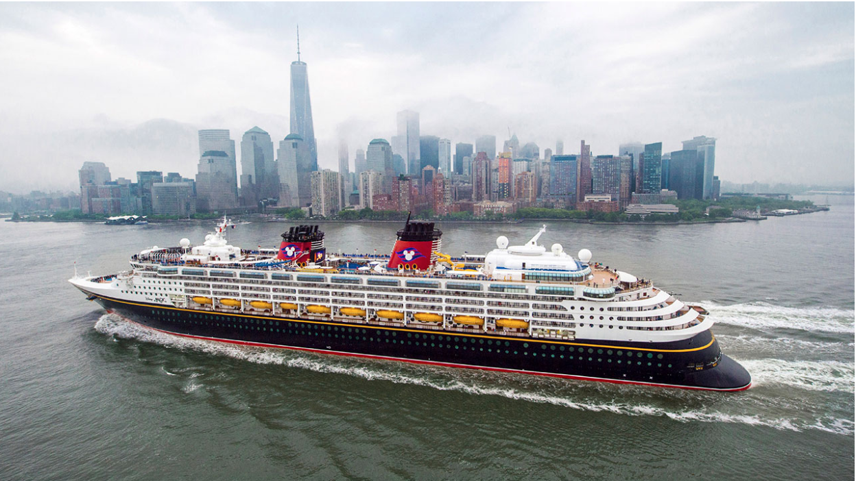 Get Ready to Cruise on the Disney Magic from New York City this Fall