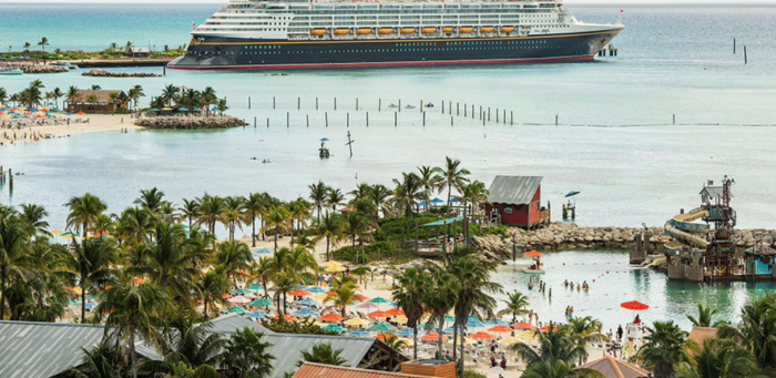 Cruise on the Disney Magic from New York City this Fall