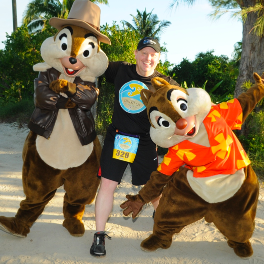 Run with Disney in the Castaway Cay Challenge!