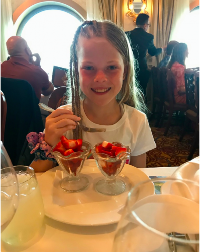 DCL strawberries