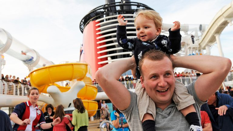 Top Tips for Disney Cruising With Toddlers