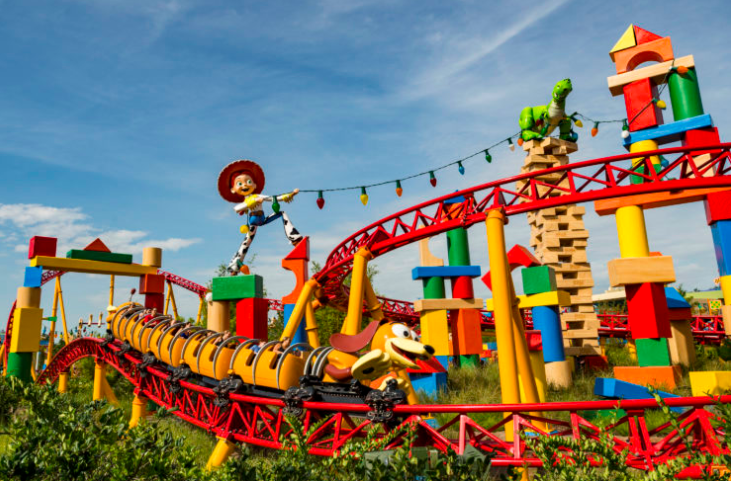 Must See Attractions and Food of Toy Story Land