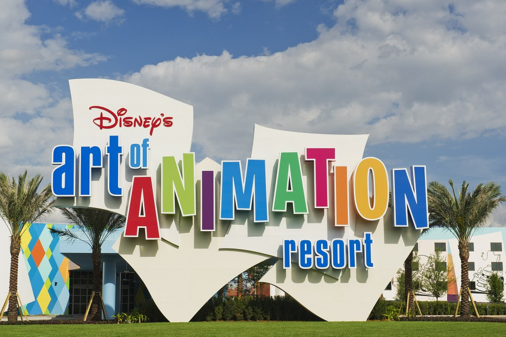 5 Reasons to Stay at Disney's Art of Animation Resort