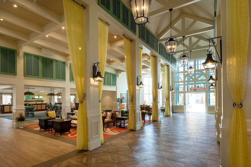 5 Reasons to Stay at Disney's Caribbean Beach Resort