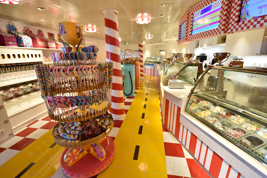 Your Sweet tooth Is Calling on the Disney Dream Cruise Line
