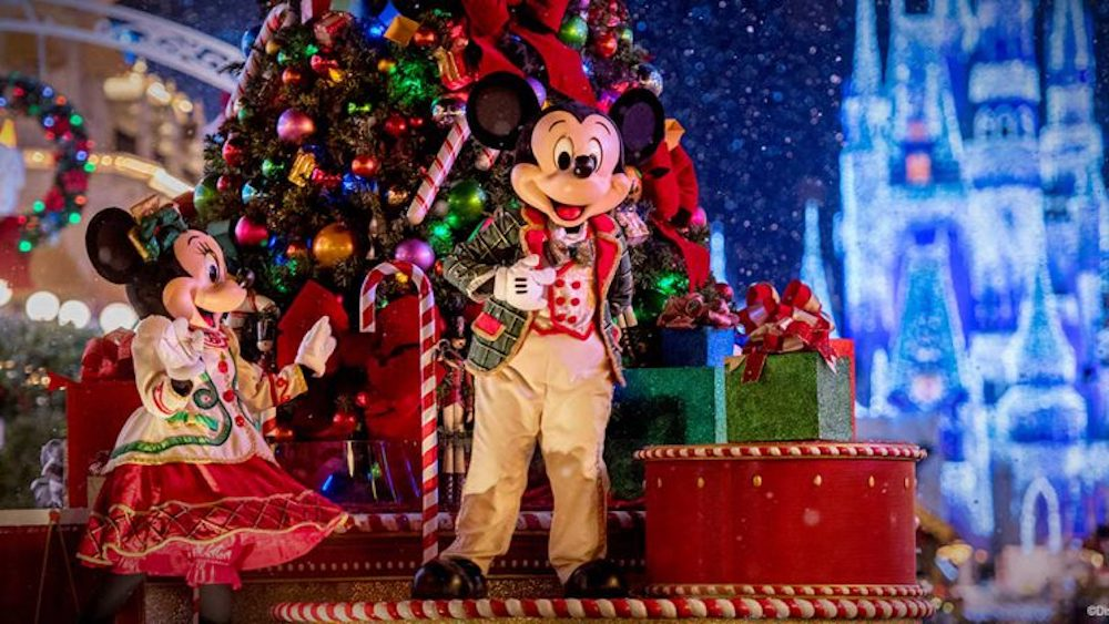 Disney World Opens More Availability For The Ultimate Christmas Package