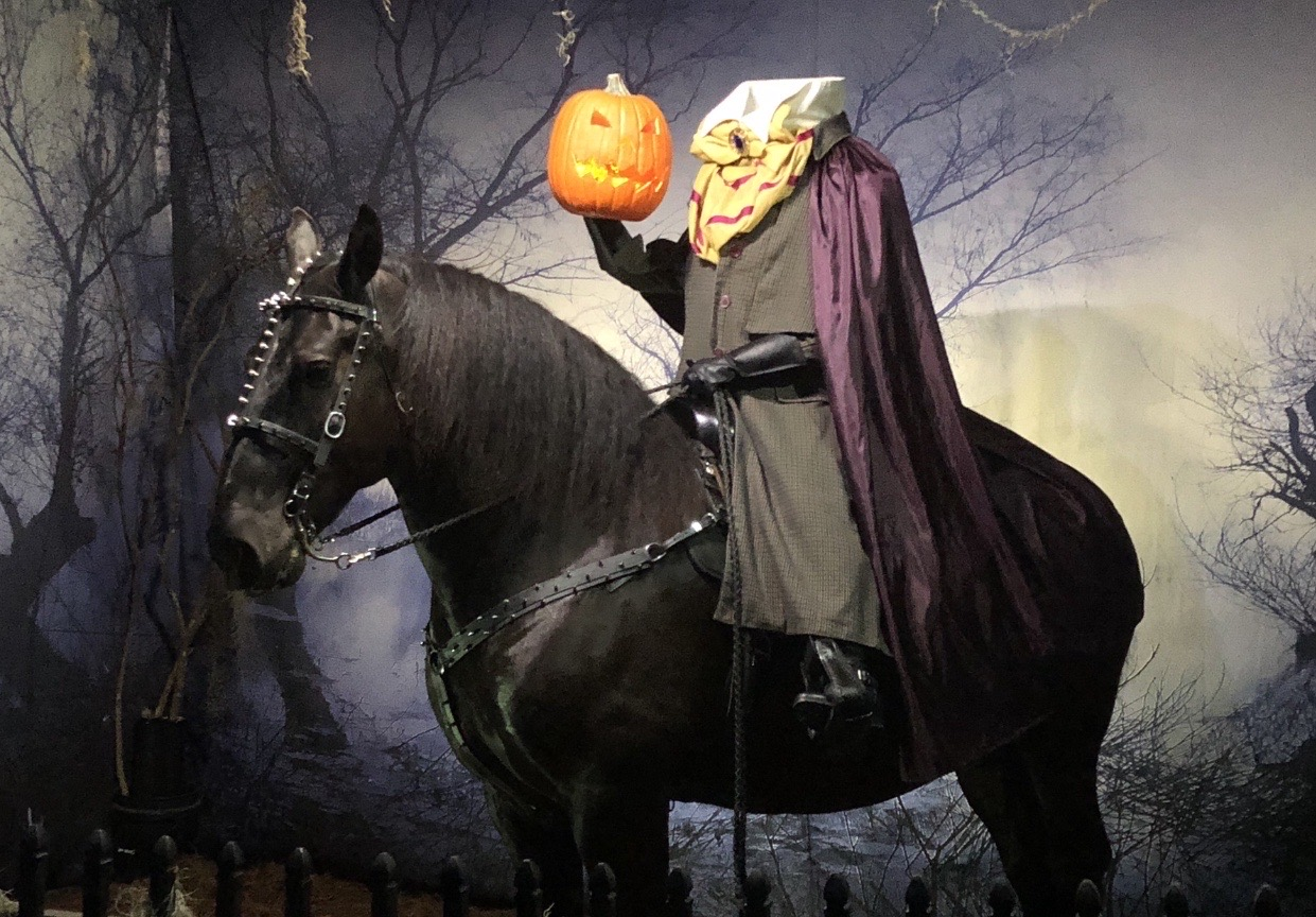Celebrating the 70th Anniversary of The Legend of Sleepy Hollow