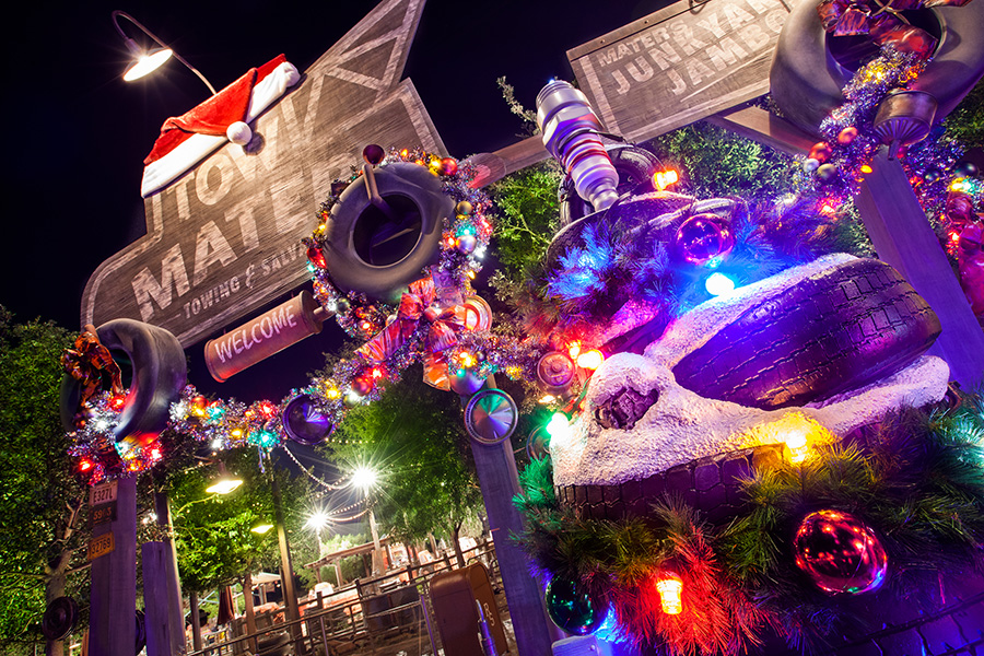 7 Facts about Decorating California Adventure and Disneyland Hotels for the Holiday