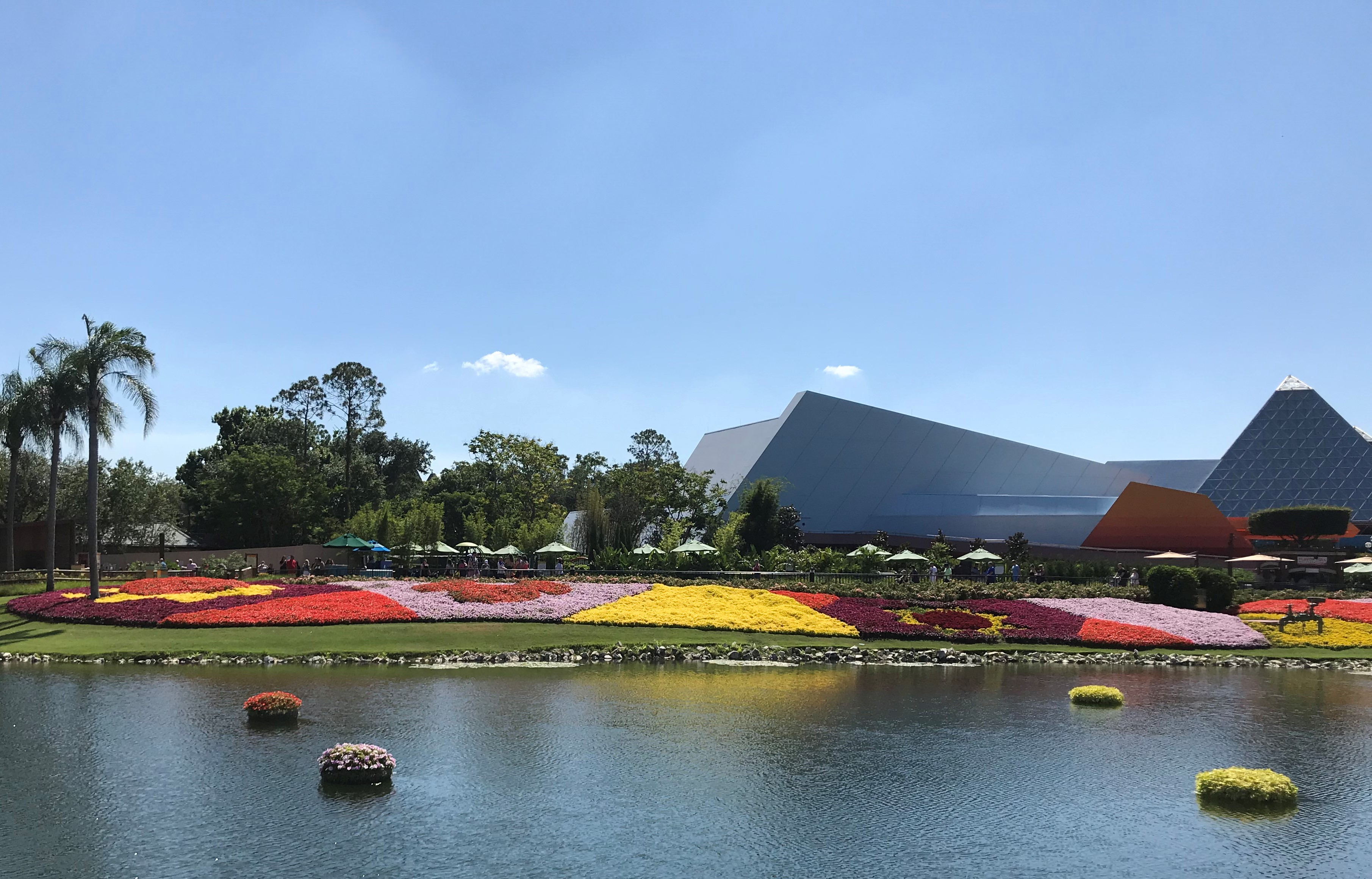 Can Disney Dining Plan Credits be Used at Epcot Festivals?