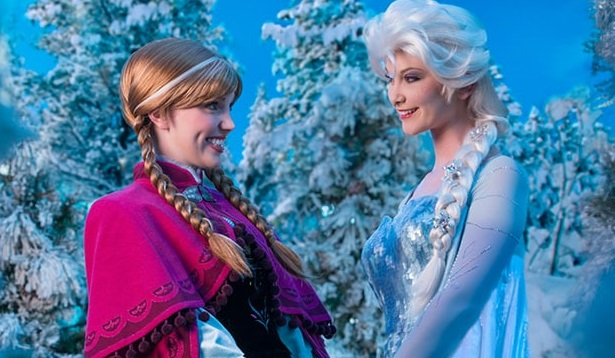 10 Ways to Celebrate Frozen at Walt Disney World