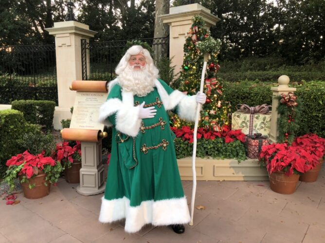 Pavillions Christmas Feast 2020 Reasons Why You Should Visit the Holiday Storytellers at Epcot