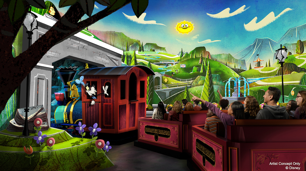 All the New Attractions Coming to Disney Parks