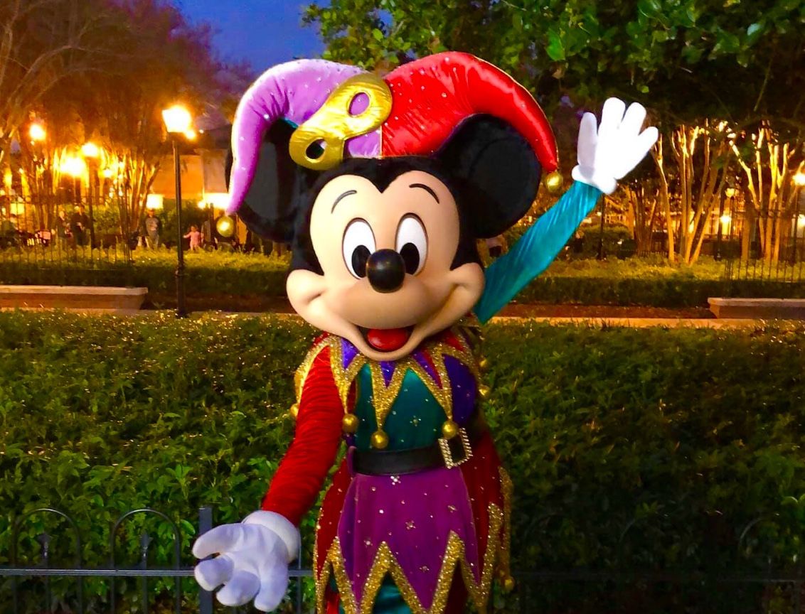 Here's How You Can Celebrate Mardi Gras at Disney