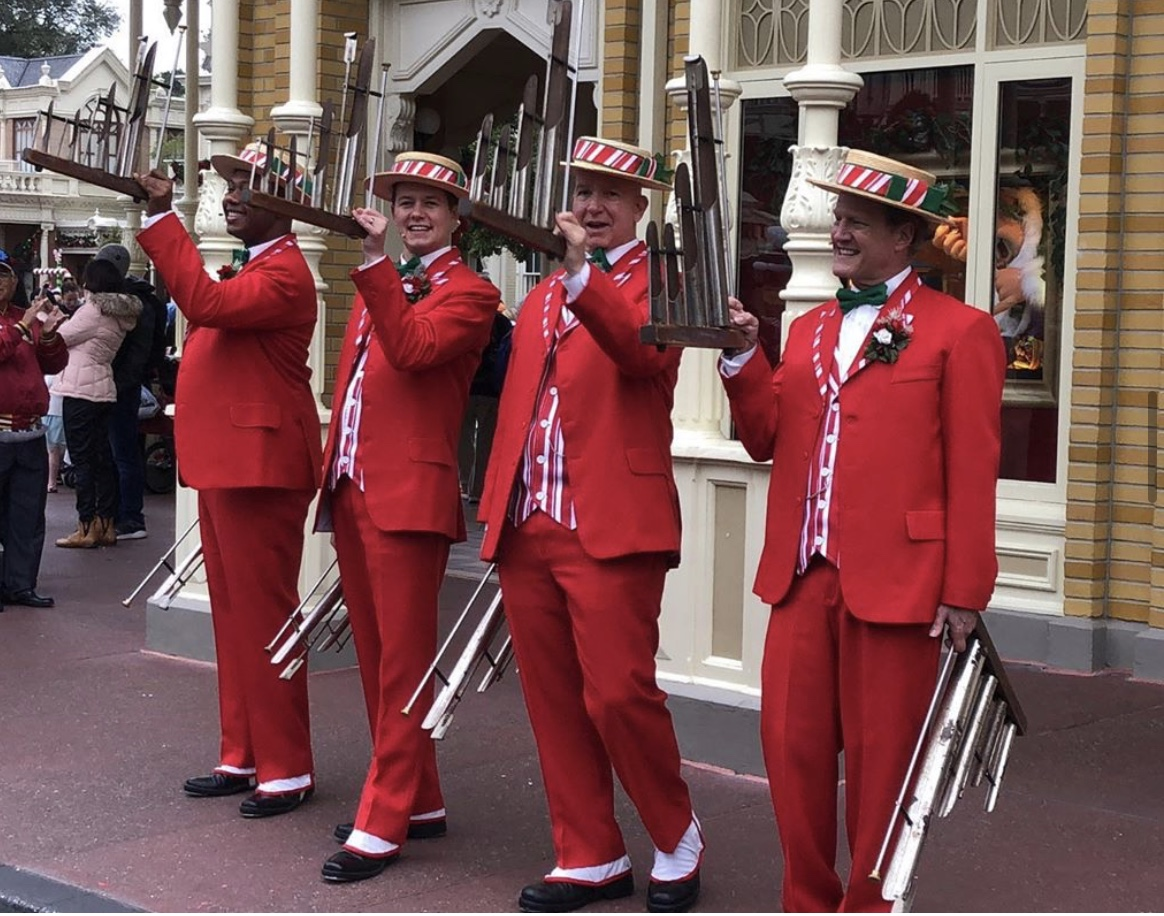 Dapper Dans: The Harmonious and Extraordinary Entertainers of Main Street