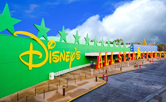Top 5 Reasons for Staying at Disney's All Star Sports Resort