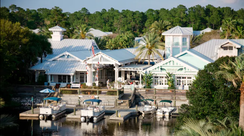 Top 5 Reasons to Stay at Disney's Old Key West Resort