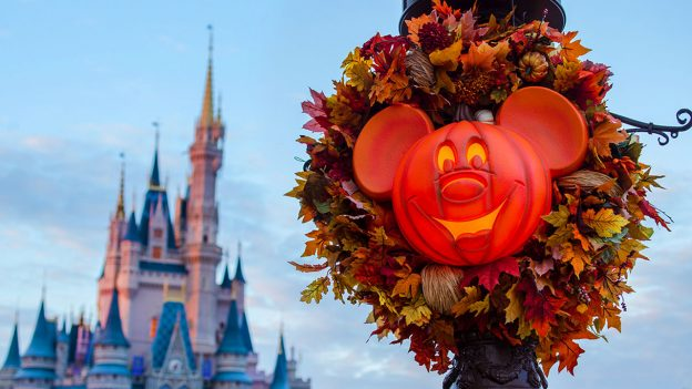 November is One of the Best Times to Visit Disney World